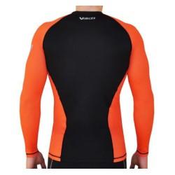 V Ocean UV Paddle Top Orange