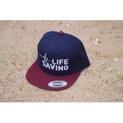 Wetiz Snapback Cap Lifesaving