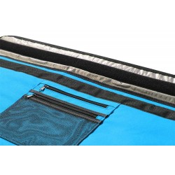 Flossentasche Lifesaving Standard Blau