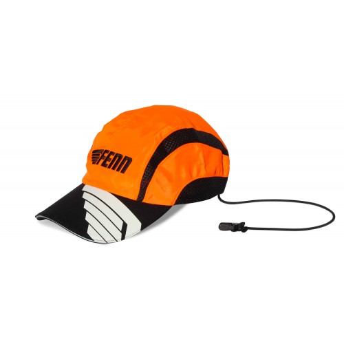 Fenn Competition Cap Reflective Orange