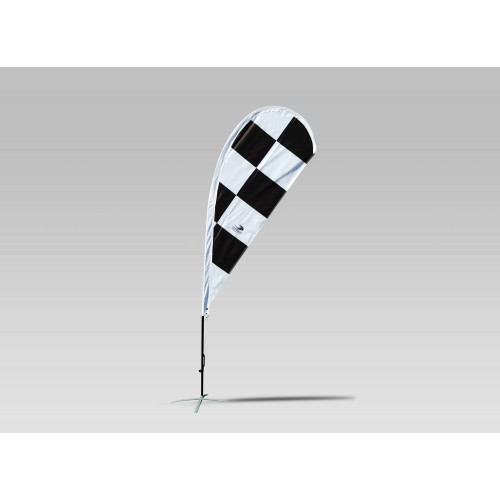 Beach Flags - Surfcraft Area - Lifesaving Safety Flags