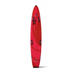 9'0 Nipper Board Wave - Soft Slick - Bordeaux