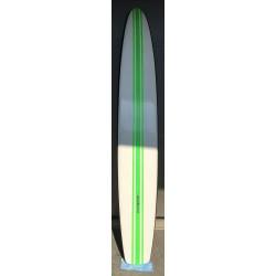 gebrauchtes Board Nr.62 (Test weiss/grün/schw)