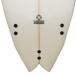 """Insanity Surfboard 7'3"""" Fish Insanity (Open Range)"""