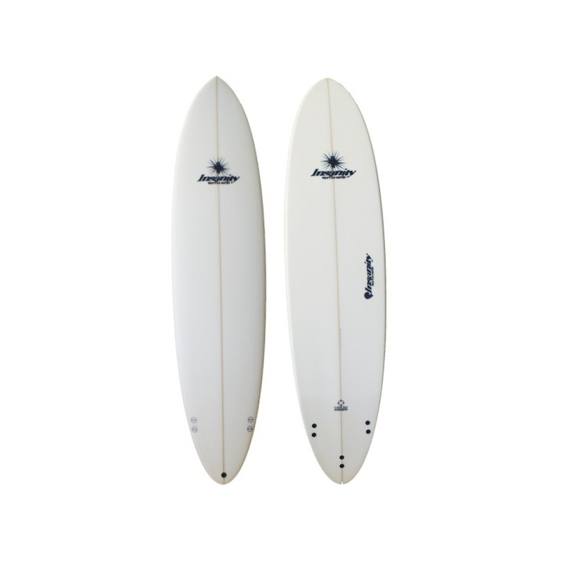 DIVERSE Insanity Surfboard 7'6""