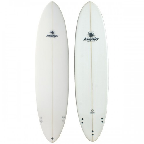 "Insanity Surfboard 6'8"" Fun Insanity (Open Range)"