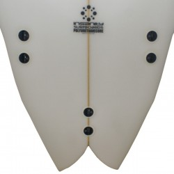 "Insanity Surfboard 6'8"" Fish Insanity (Open Range)"