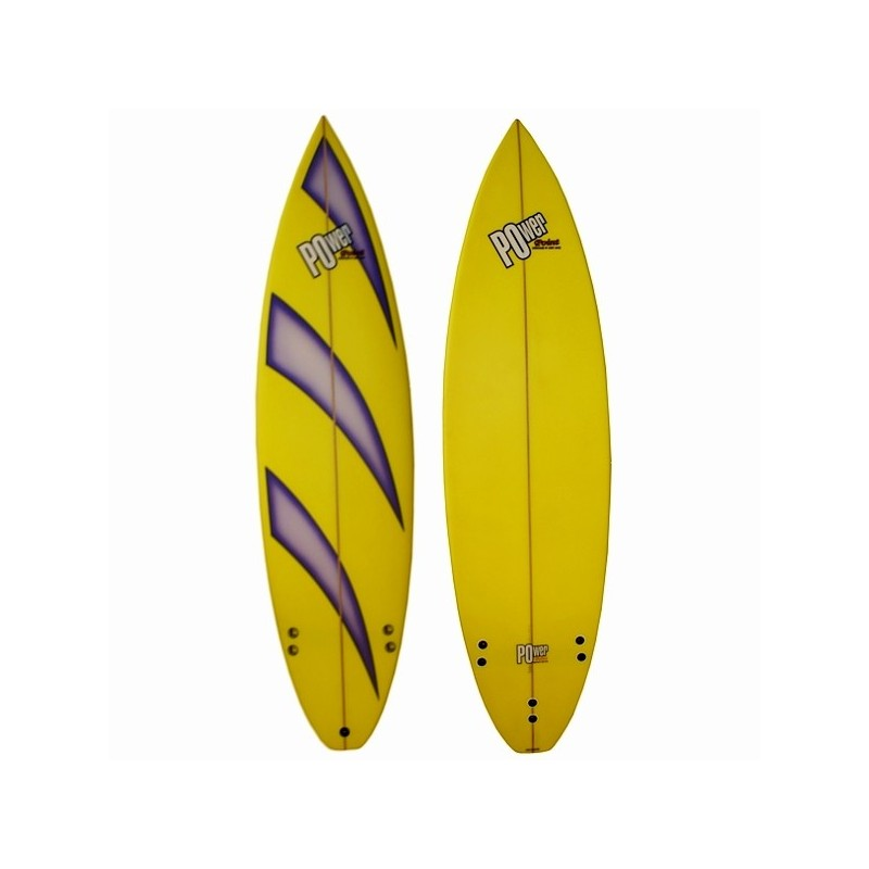 Powerpoint Surfboard 6'2""