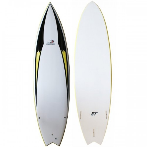 "Force Field 6'7"" Fish"