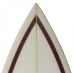 "Insanity Surfboard 6'4"" Short Insanity (Open Range), PU"