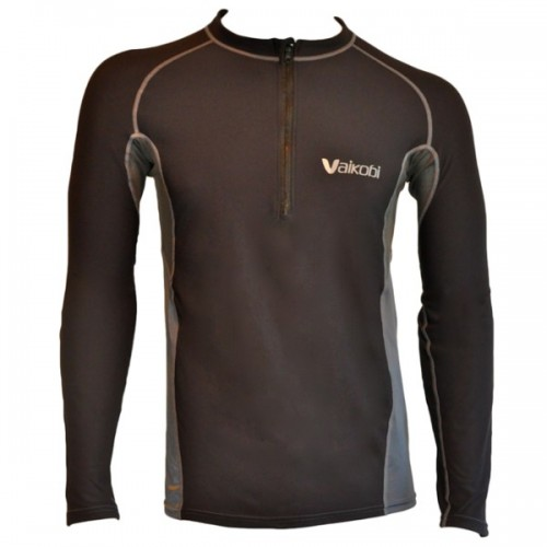 V Cold Long Sleeve 1/2 Zip Top, Men
