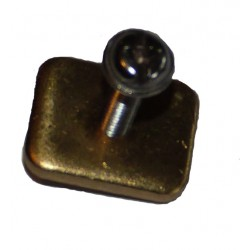 Screw for board fin