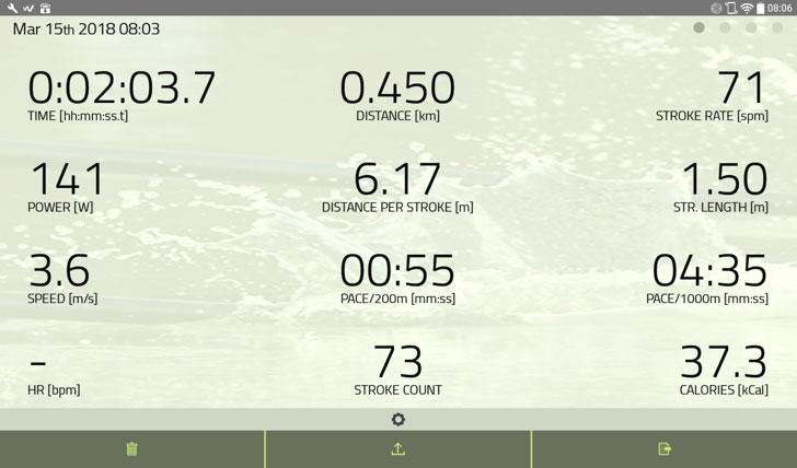 Kayak Paddel Ergometer Training Weba