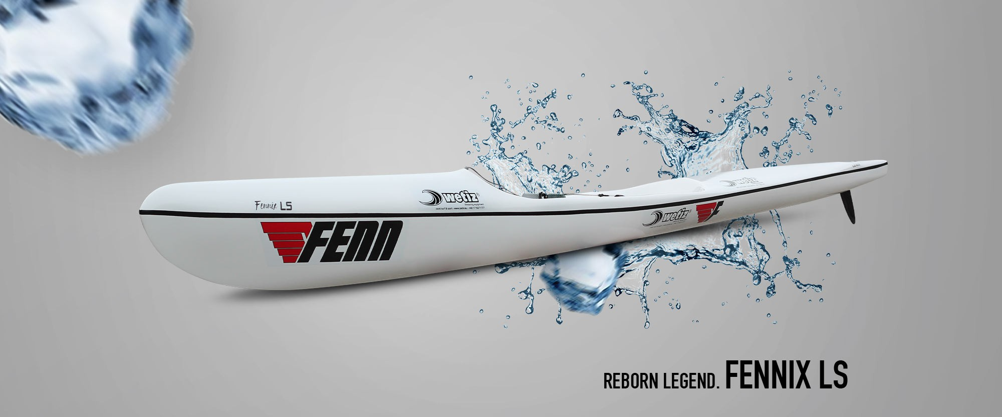 Fennix Julz – Lifesaving Surfski